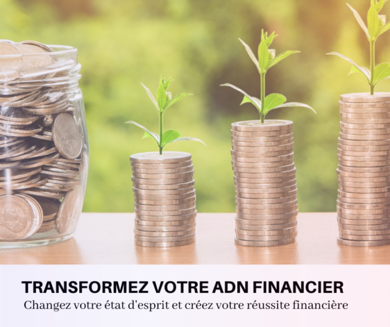 TRANSFORMEZ VOTRE ADN FINANCIER!