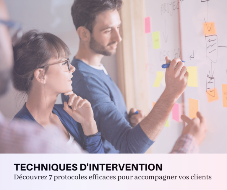 7 TECHNIQUES D'INTERVENTION